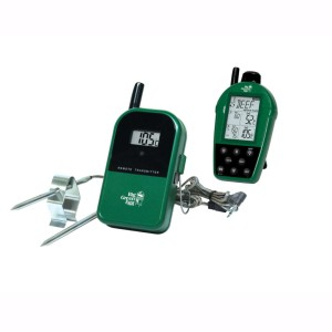 BIG GREEN EGG - Termometr Wi-Fi z 2 sondami / Dual Probe Remote Thermometer (116383)