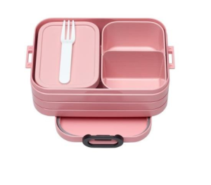 Mepal - Lunchbox Take a Break Bento Midi Nordic Pink