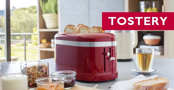 Tostery KitchenAid